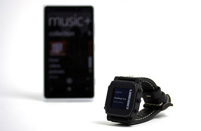 Agent smartwatch SDK released, developers can start tinkering