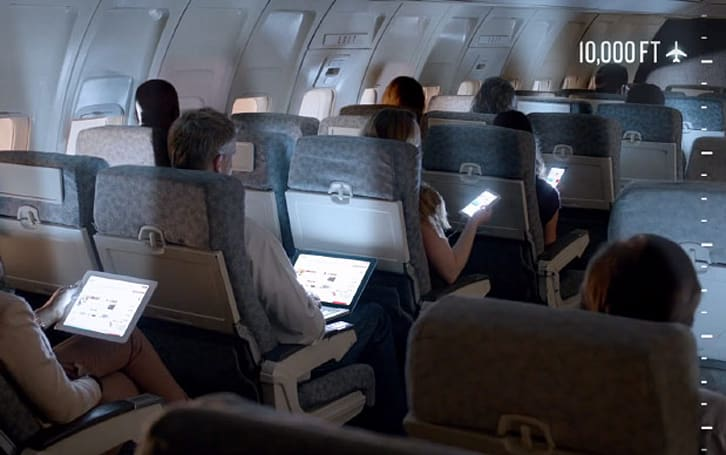 FAA may ease 'reading device' restriction during takeoff and landing later this year
