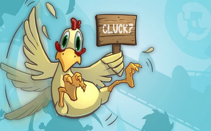 Portabliss: Chickens Can't Fly (WP7)