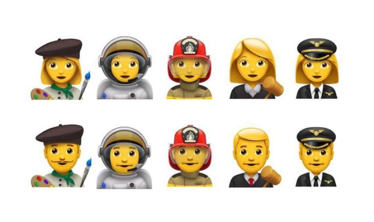 Unicode's next emoji update focuses on gender and jobs