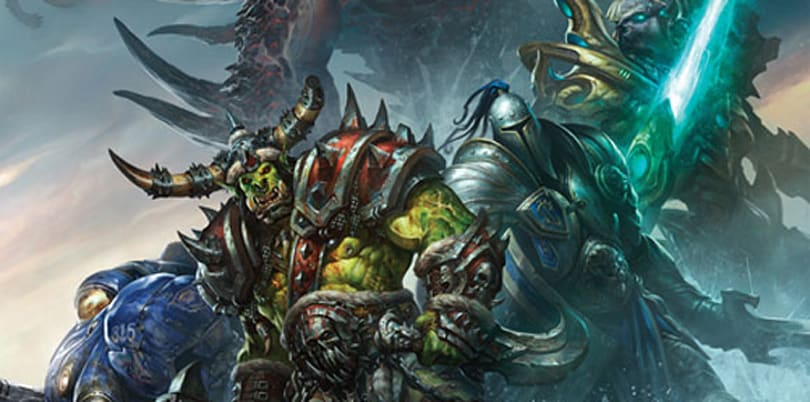 The Art of Blizzard Entertainment exhibition to open on January 12