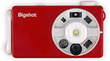 Big Shot self-assembly digital camera kit finally shipping to curious kids