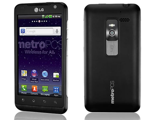MetroPCS takes a good look in the mirror, unveils the LG Esteem