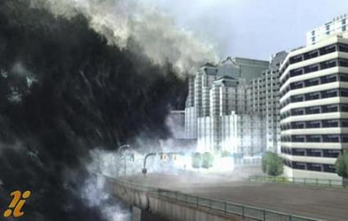 More Disaster: Day of Crisis screens emerge from the rubble