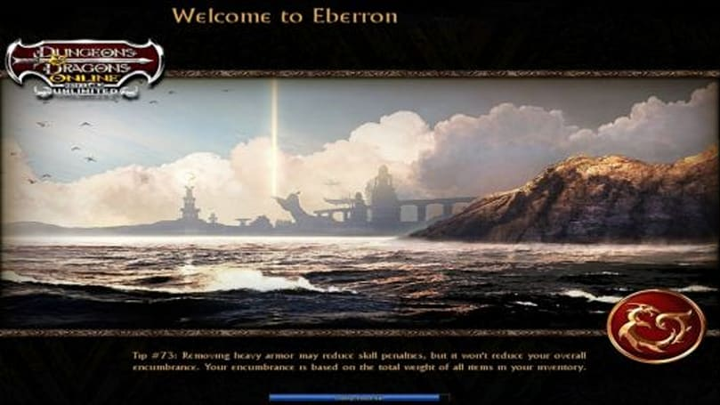 Exploring Eberron: A first glance at Update 8