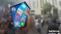 Nokia Prism: Erfrischendes Konzept mit fünfeckigem Display