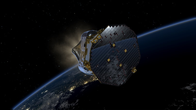 Watch ESA explain how it plans to find gravitational waves