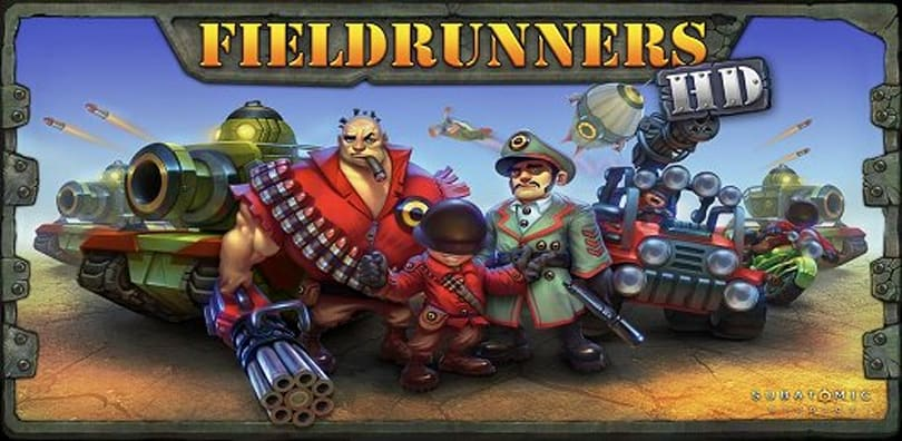 Fieldrunners HD runs to Android Market for $2.99, no longer Amazon exclusive