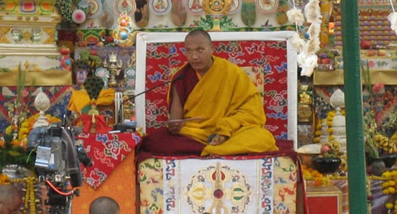 Buddhist leader says video games are cathartic