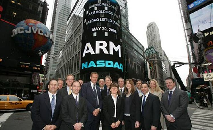 ARM posts healthy Q3 profits: up 22 percent thanks to smart TVs and other growing markets