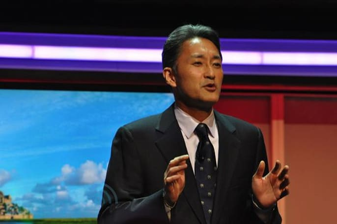 Kaz Hirai non-confirms the PlayStation Phone and tablet