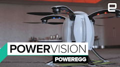 The Power Egg is unlike any drone you've ever flown before