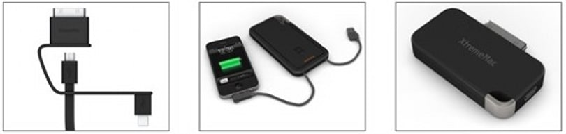 XtremeMac rolls out three new mobile chargers for iDevice devotees