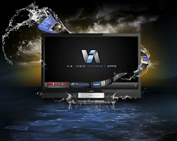 VIZIO Internet App HDTVs launch later this year, for less than you might expect