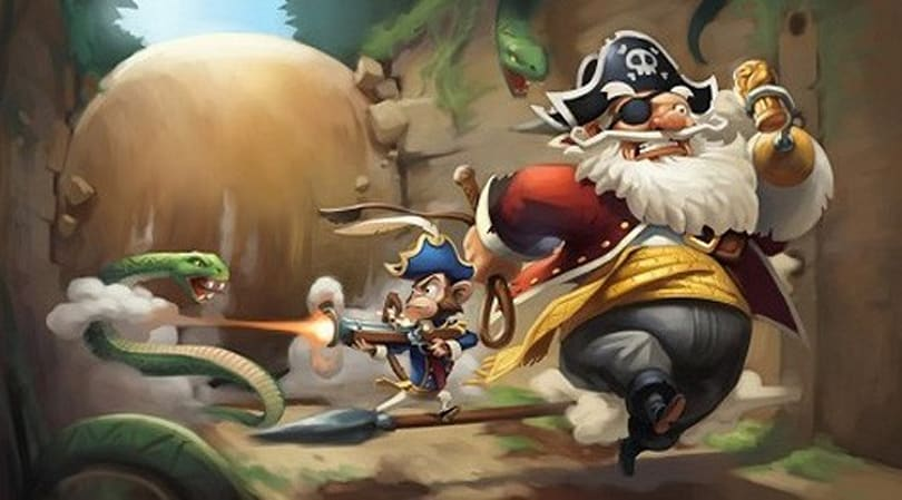 Pirate101 sneak peek open to all going on until 9 tonight