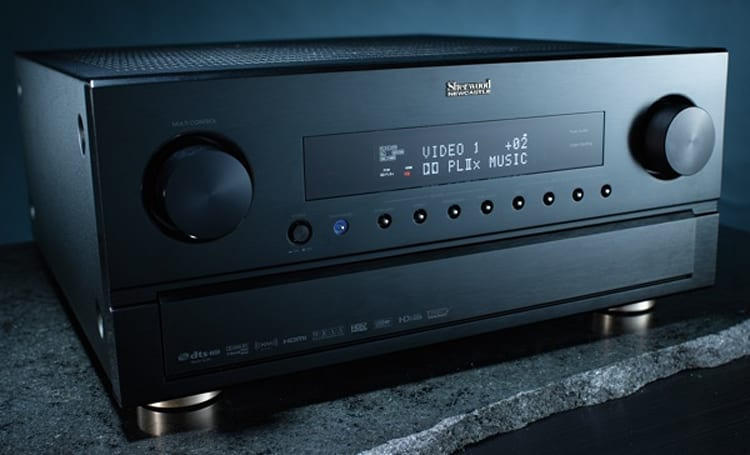 Sherwood delivers R-972 receiver with Trinnov Optimizer room EQ
