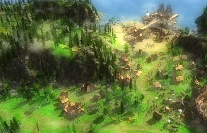 Dawn of Fantasy: Siegeworks expansion coming to Steam
