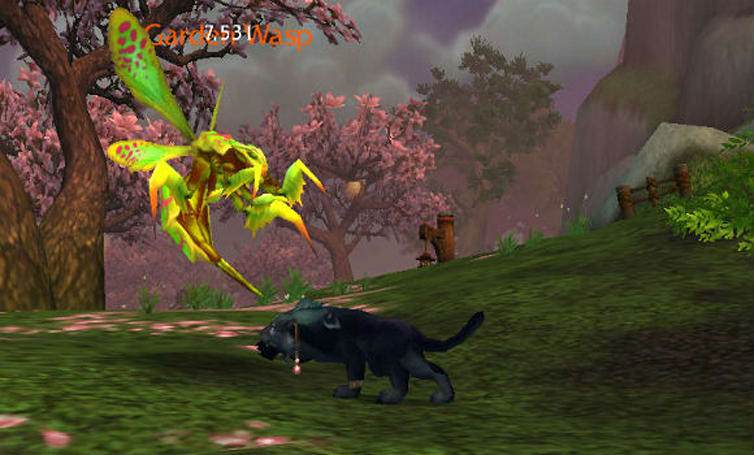 Shifting Perspectives: First thoughts on ferals in the Mists of Pandaria beta