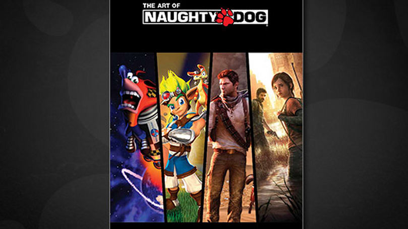 The Art of Naughty Dog from Dark Horse celebrates dev's 30 years
