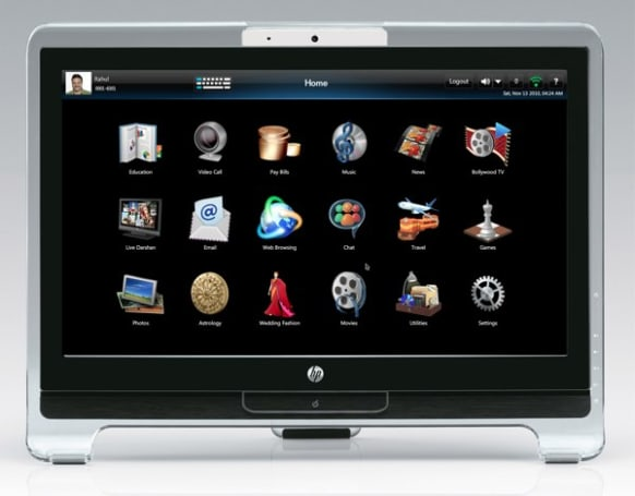 HP's DreamScreen 400 is the touchscreen Linux desktop you'll never own