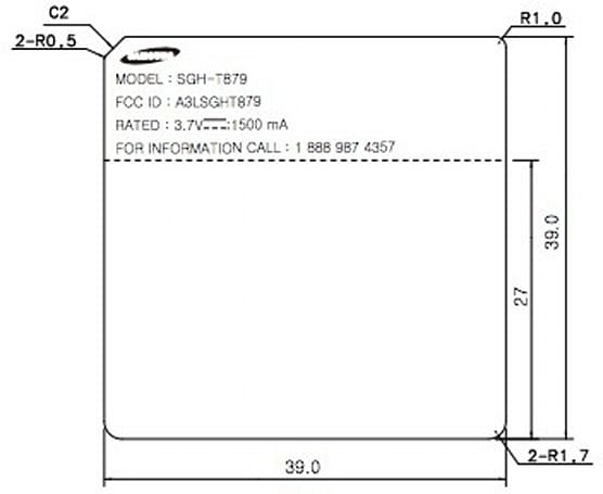 Samsung Galaxy Note with T-Mobile-ready 3G swings by the FCC (update: demo units?)