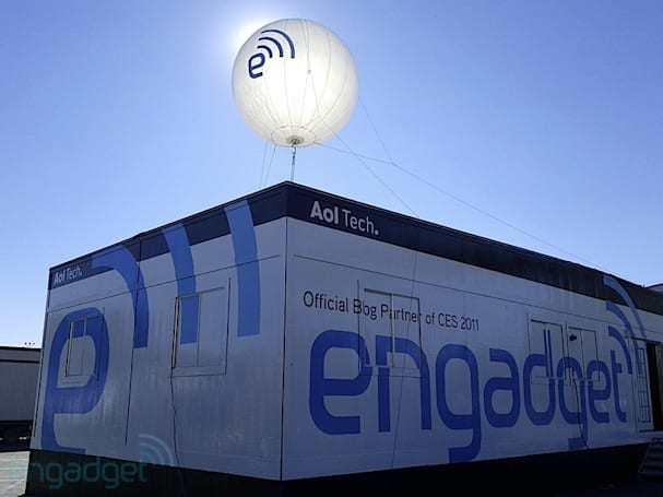 Engadget has left the building: this was CES 2011