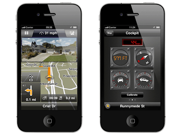 Navigon boosts iPhone app to version 2.1, discounts purchases through July 16th