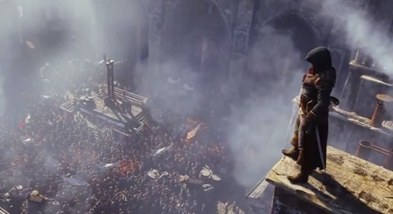 Assassin's Creed: Unity brings a French flair to stealth action on PC, PS4 and Xbox One