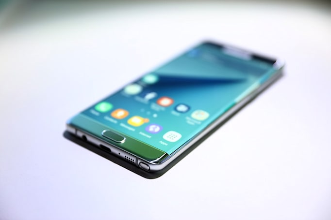 Galaxy Note 7 replacements hit stores on September 21st