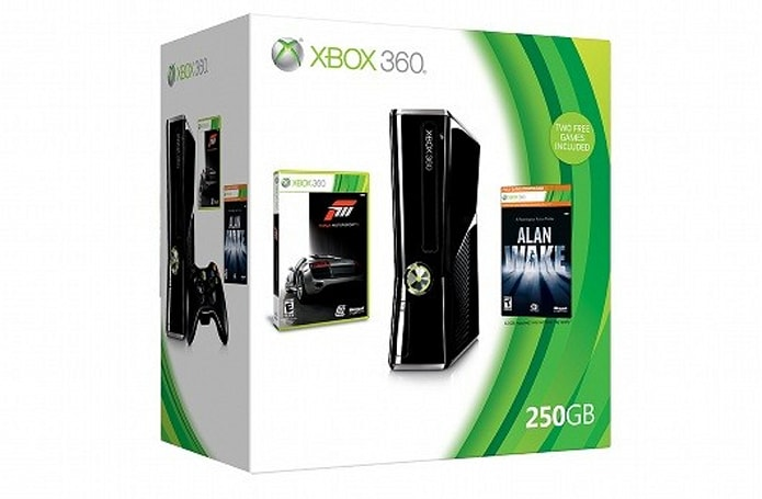 Xbox 360 bundle with Alan Wake, Forza 3 confirmed for US