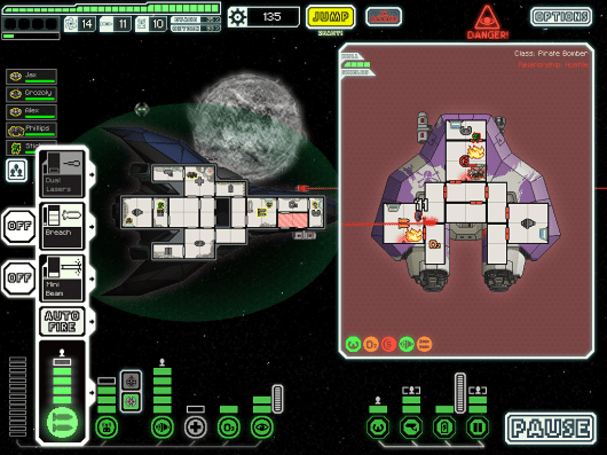 FTL: Faster Than Light cuts cost by 30% for the next week [Update]