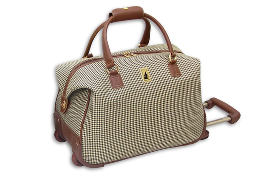 The perfect luggage for your holiday travels