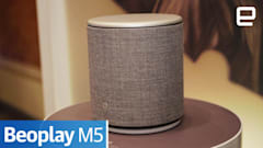 B&O's Beoplay M5 wireless speaker has a lot of competition