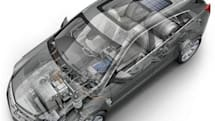 Cadillac Provoq is latest host for GM's E-Flex fuel cell powertrain
