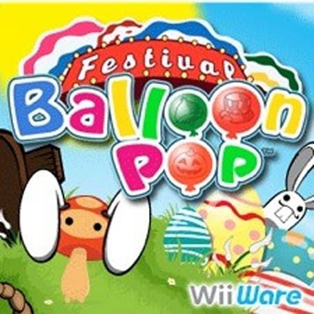 Save the holidays with Balloon Pop Festival on WiiWare