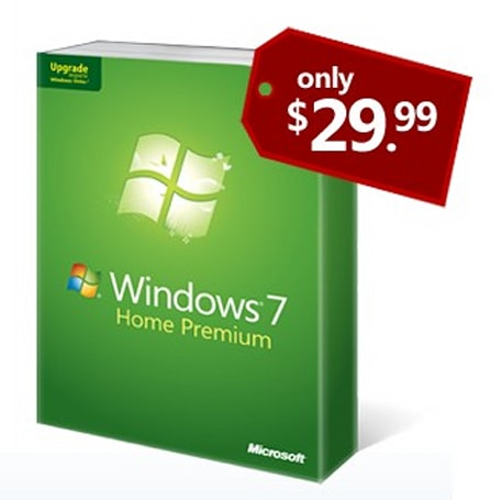 Windows 7 student upgrade installer not working for many