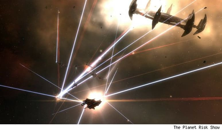 Planet Risk podcast explains tactics for EVE's high level wormholes