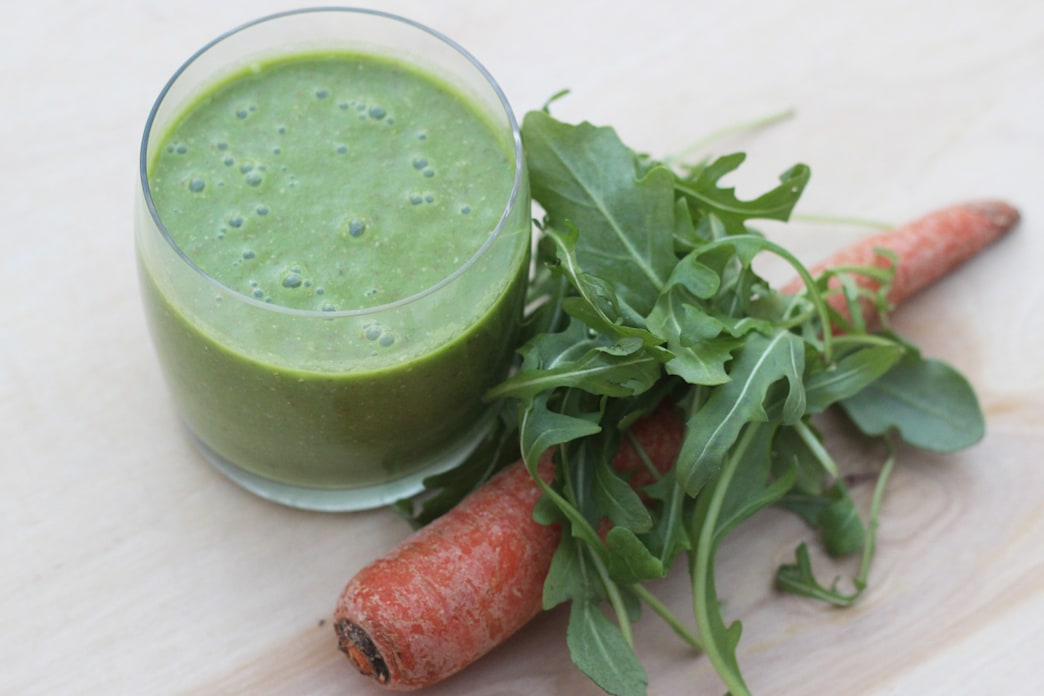 Make this: Simple and sweet green juice