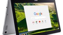 IFA 2016: Acer Chromebook 13 R mit drehbarem Bildschirm