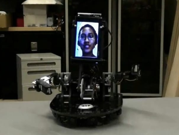 MIT's MeBot makes telerobotics fun again