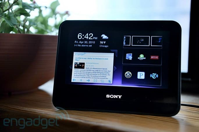 Sony Dash is ready to travel the globe if you're ready to pay the import duties