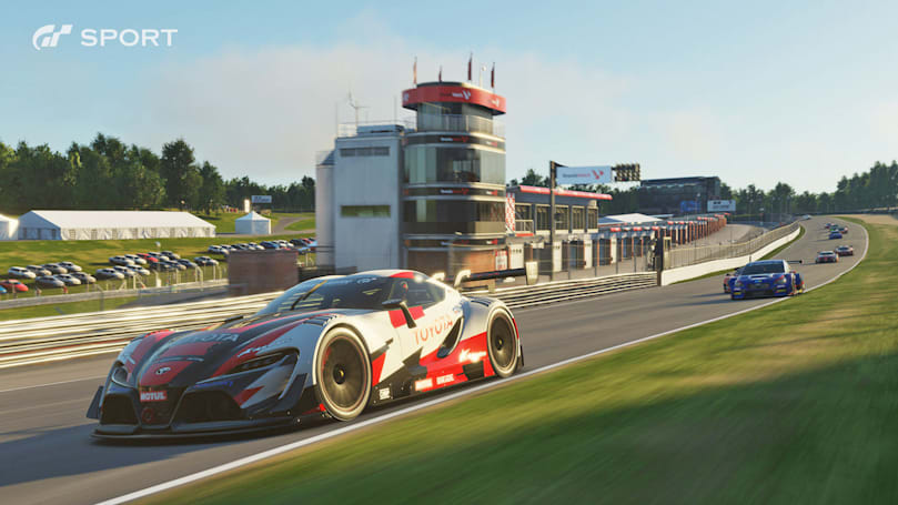 'Gran Turismo Sport' races to PS4 on November 15th