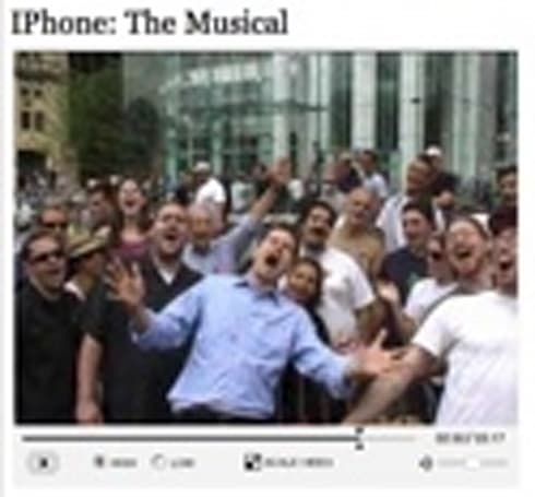 iPhone: The Musical