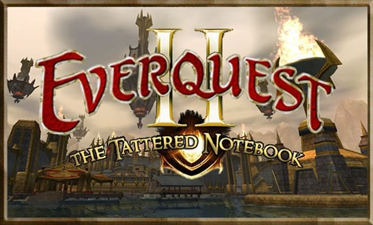 Tattered Notebook: What Chronoportals to EQII would you put in EQ Next?