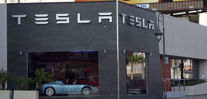 Tesla tidbits: new retail stores, Model S prototype, extended warranty