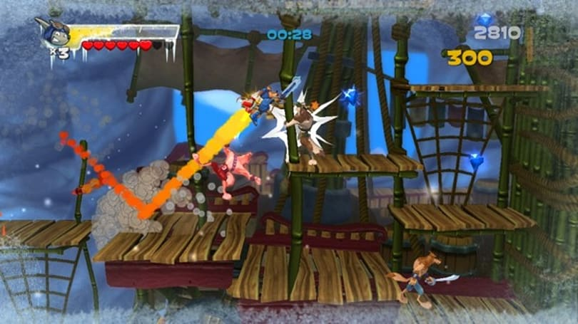 Rocket Knight touches down May 12 on XBLA and Steam, May 18 on PSN