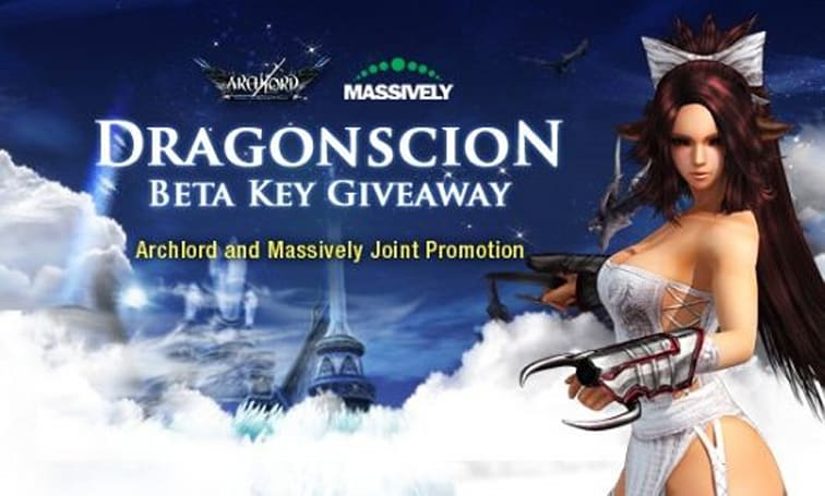 Check out Archlord's new Dragon Scion race with our beta key giveaway!