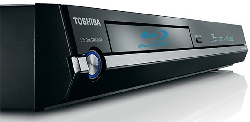 Toshiba applies for BDA admission, Blu-ray players and laptops coming soon