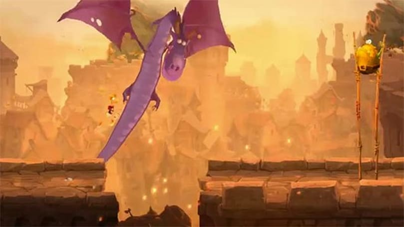 Rumor: Rayman Origins sequel pitched in marketing survey