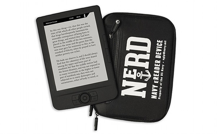 Navy develops dubiously named secure e-reader